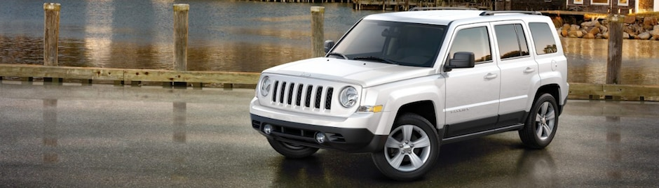 2017 Jeep Patriot: Engine Specs