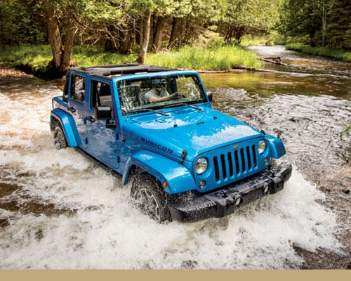 Jeep 4x4 Systems for Serious Off-Roading