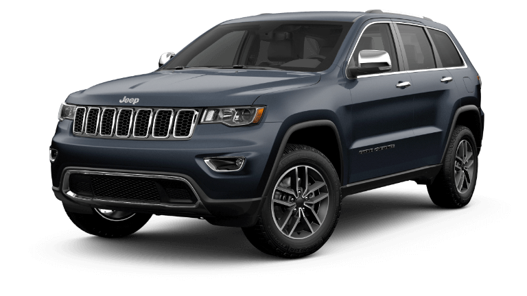 2020 Jeep Grand Cherokee Limited - Slate Blue