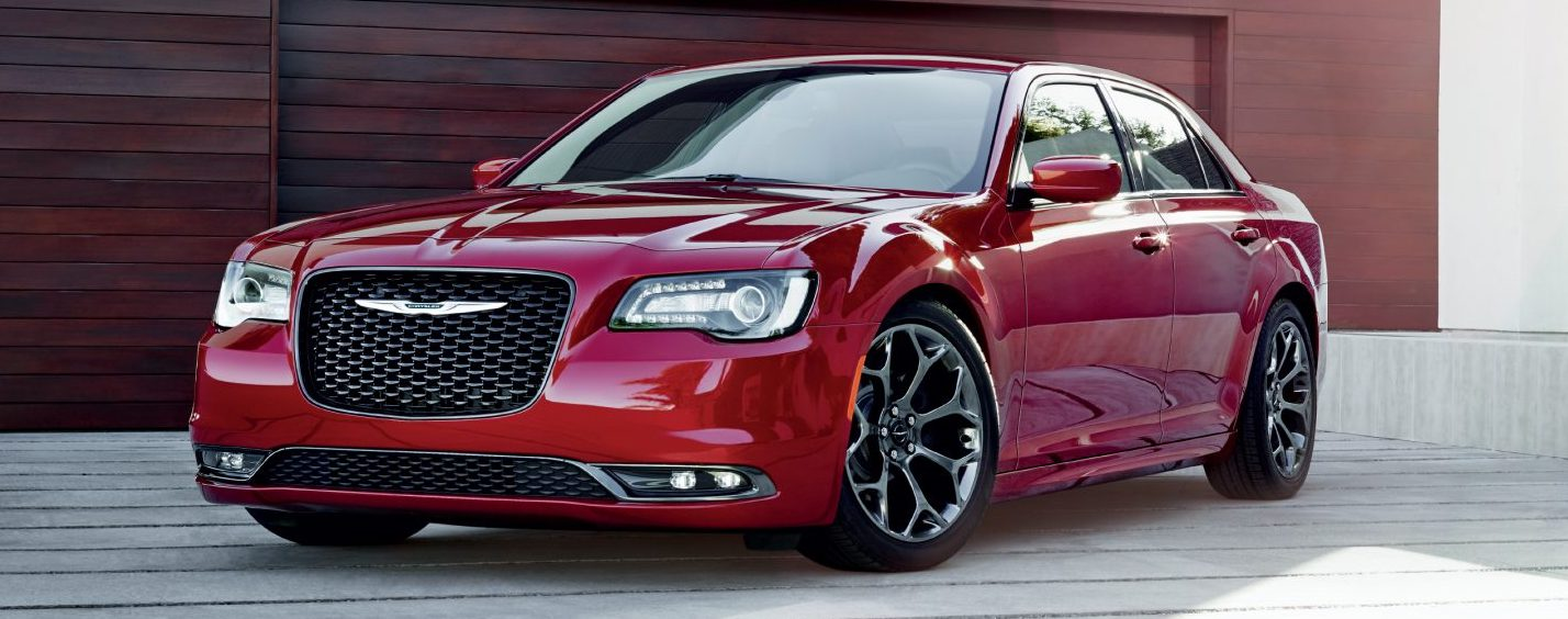 Top FIve Reasons Your Next Car Should Be A Chrysler