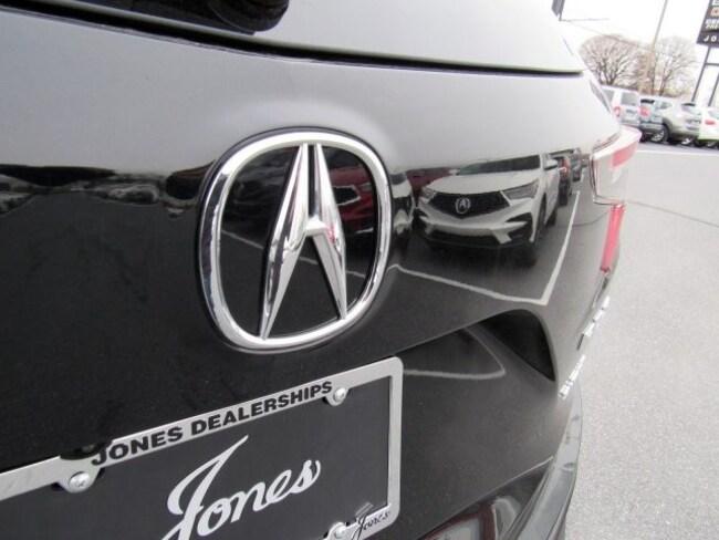 New 2019 Acura Rdx For Sale At Jones Acura Vin 5j8tc2h67kl024307