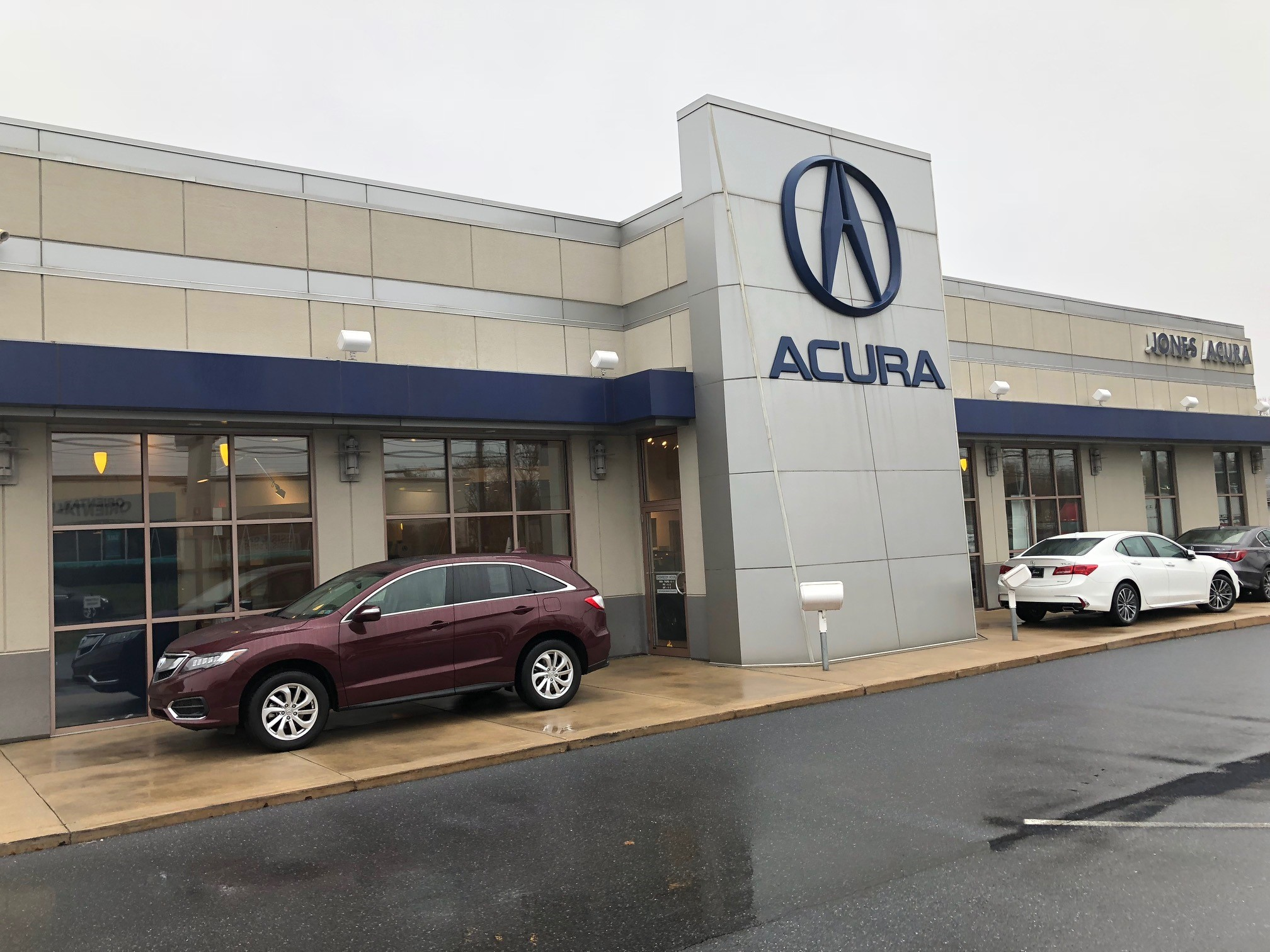 Jones Acura New Acura Dealership In Lancaster PA - Acura dealers in pa