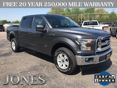Used 2017 Ford F-150 Truck SuperCrew Cab in Savannah, TN