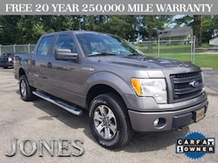 Used 2014 Ford F-150 Truck SuperCrew Cab in Savannah, TN