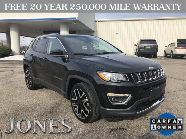 Used 2018 Jeep Compass Limited FWD SUV in Savannah, TN