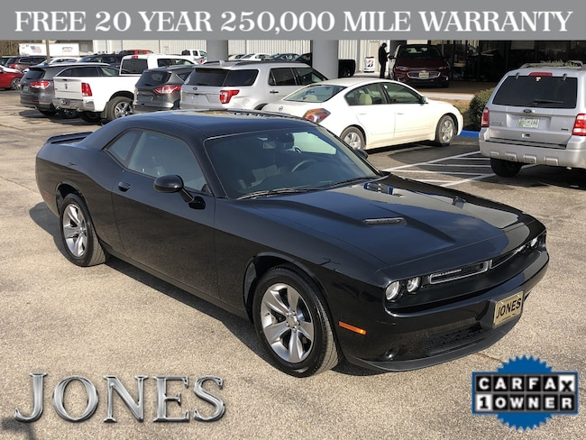 Used 2018 Dodge Challenger SXT Coupe in Savannah, TN