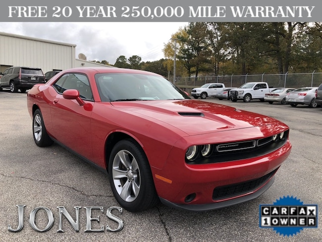 Used 2016 Dodge Challenger SXT Coupe in Savannah, TN