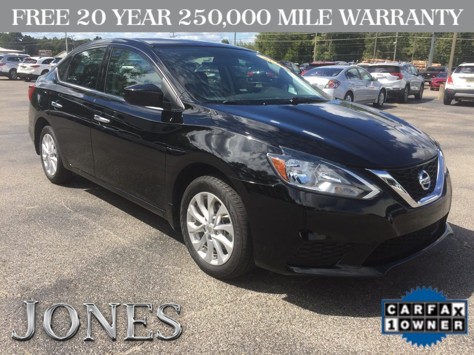 Used 2018 Nissan Sentra SV Sedan In Savannah, TN