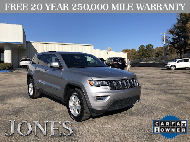Used 2017 Jeep Grand Cherokee Laredo 4x4 SUV in Savannah, TN