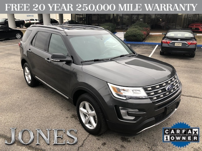 Used 2017 Ford Explorer XLT SUV in Savannah, TN
