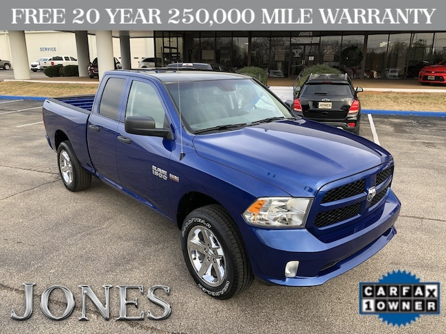 Used 2016 Ram 1500 Express Truck Quad Cab in Savannah, TN
