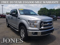 Used 2015 Ford F-150 Truck SuperCrew Cab in Savannah, TN