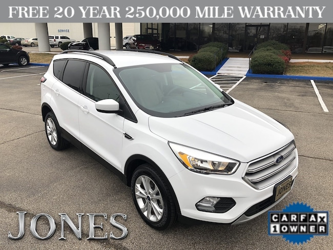 Used 2018 Ford Escape SE SUV in Savannah, TN