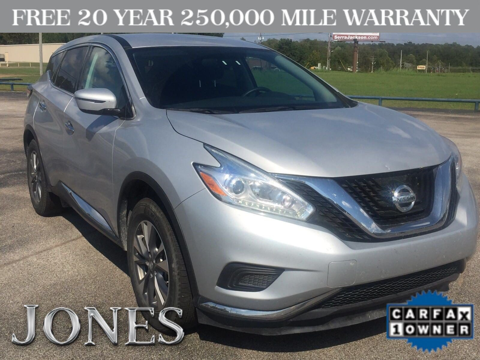 Used 2017 Nissan Murano S SUV In Savannah, TN