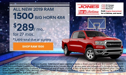 March | 2019 Ram 1500