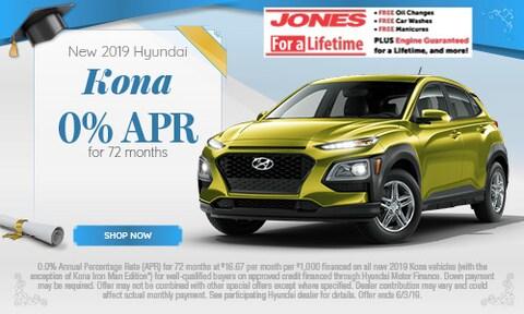 May | 2019 Hyundai Kona