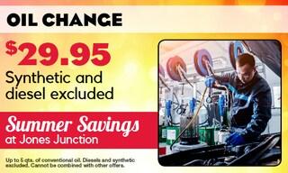 July | Oil Change