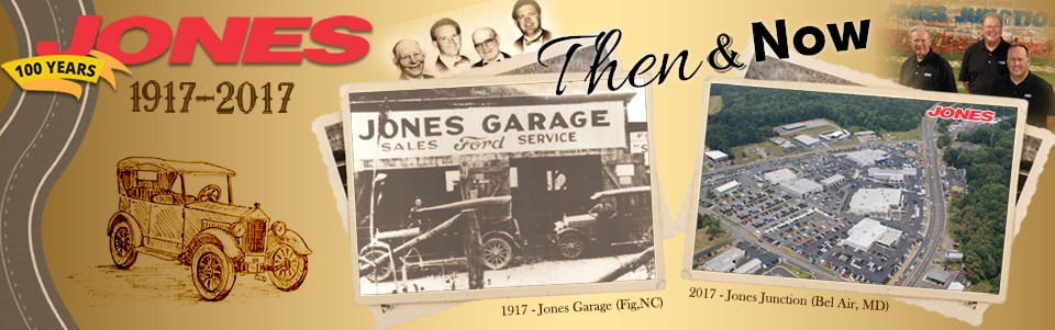 Jones Junction Celebrates 100 years