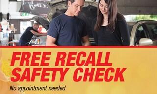 May | Free Recall Safety Check