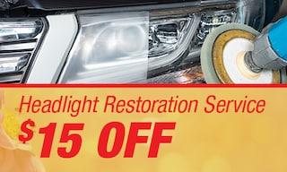 May | Headlight Restoration