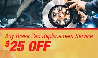 May | Brake Pad Replacement