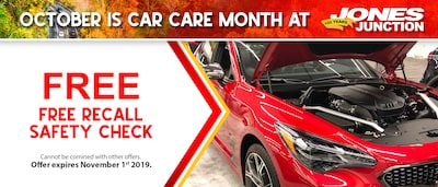 Free Recall Safety Check