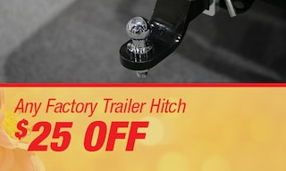 May | Trailer Hitch