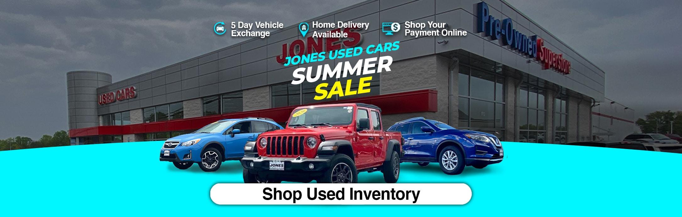 Toyota Belair Rd >> Jones Used Cars: Used Car Dealership in Bel Air, MD ...