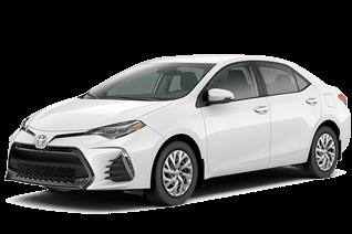 Shop Toyota Corolla »