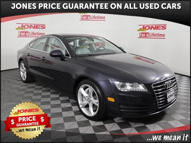 2013 Audi A7 3.0T Premium Sedan for sale in Bel Air, MD at Bel Air Subaru
