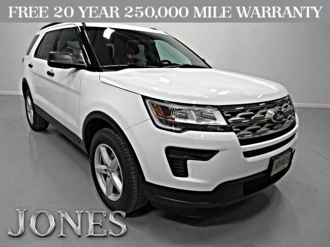 New 2019 Ford Explorer SUV in Savannah TN