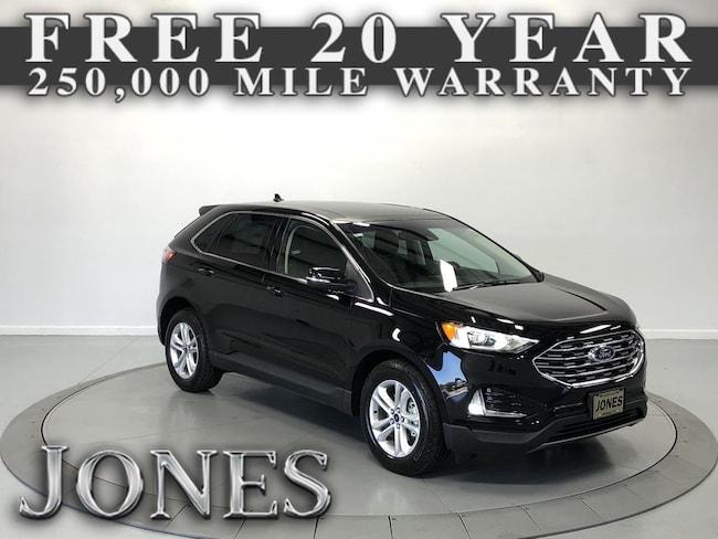New 2019 Ford Edge SEL Crossover in Savannah TN