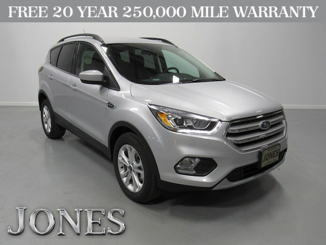 New 2019 Ford Escape SEL SUV in Savannah TN