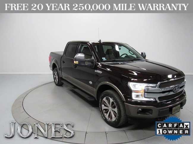 Used 2018 Ford F-150 King Ranch King Ranch 4WD SuperCrew 5.5 Box 3.5L Ecoboost in Savannah, TN
