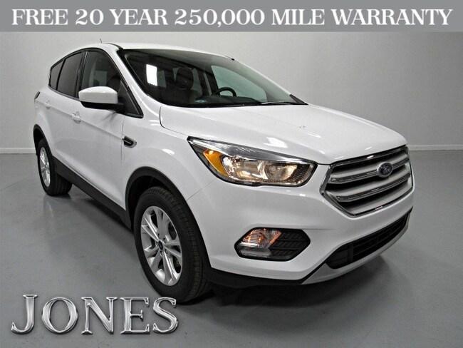 New 2019 Ford Escape SE SUV in Savannah TN