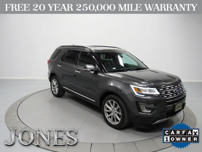 Used 2017 Ford Explorer Limited Limited 4WD in Savannah, TN