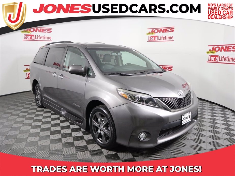 Used Toyota Sienna Bel Air Md