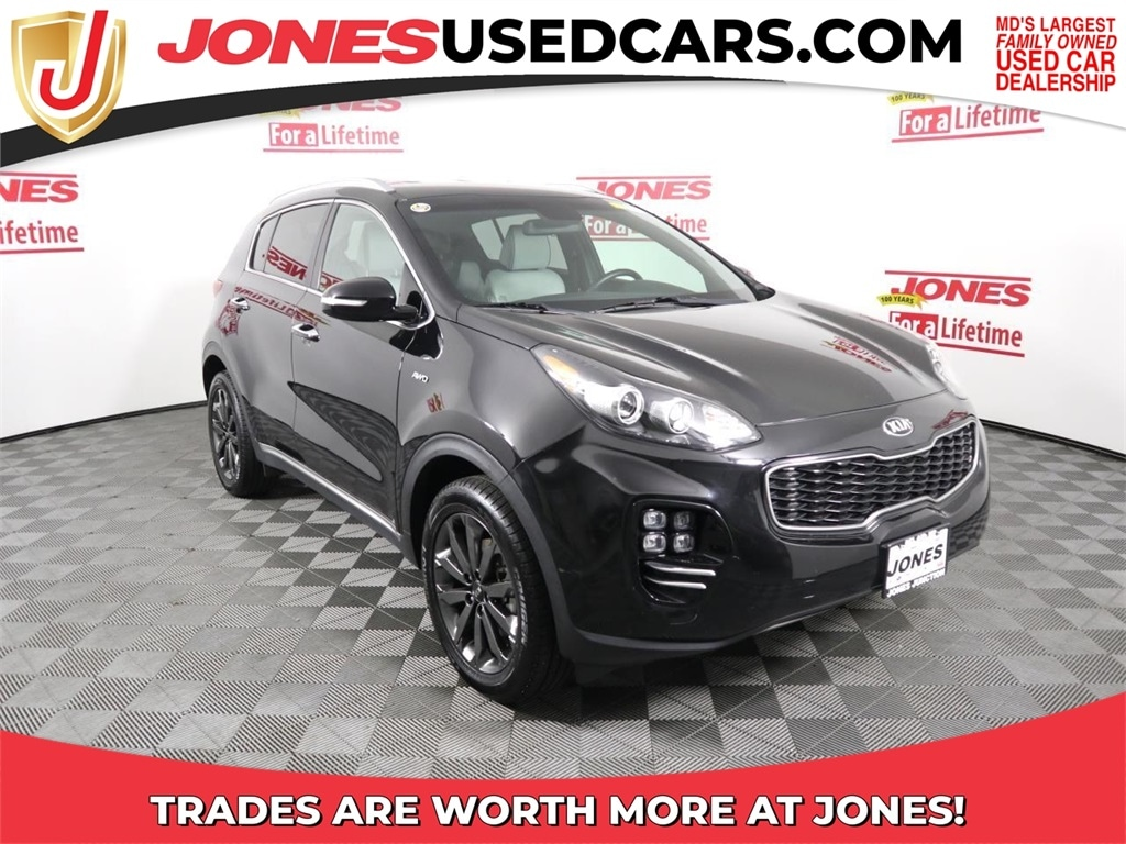 Used Kia Sportage Bel Air Md