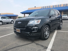 New 2018 Ford Explorer Sport SUV for sale in Reno, NV
