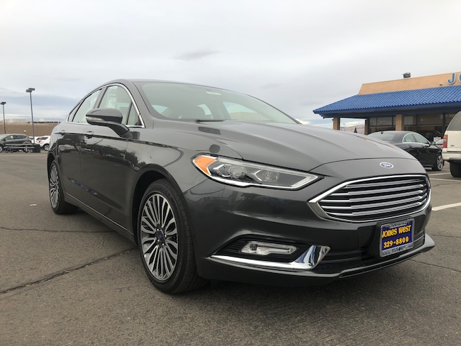 Used  2018 Ford Fusion Sedan for sale in Reno, NV
