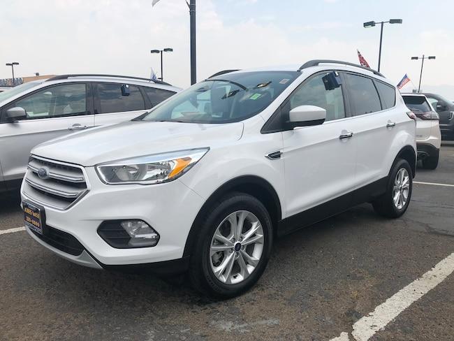 Used  2018 Ford Escape SE SUV for sale in Reno, NV