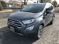 New 2020 Ford EcoSport Titanium Crossover 9395P for sale in Reno, NV