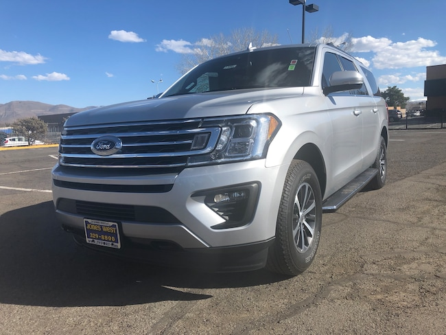Used  2018 Ford Expedition MAX XLT SUV for sale in Reno, NV