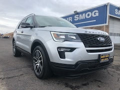 New 2019 Ford Explorer Sport SUV for sale in Reno, NV