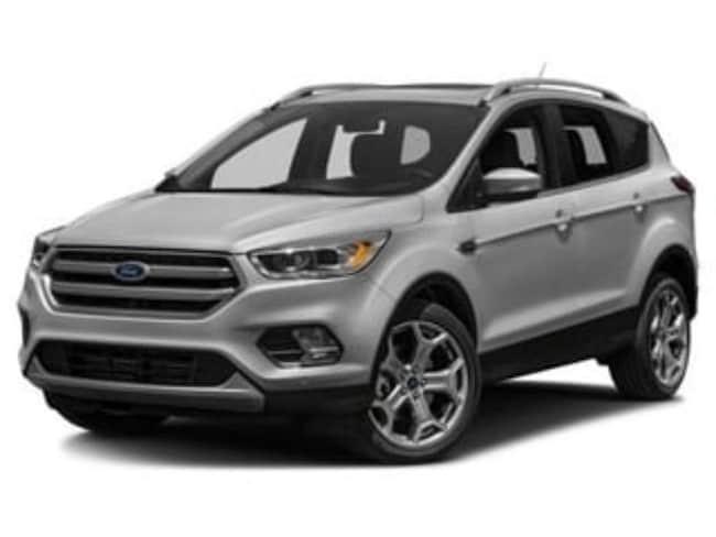 Used  2018 Ford Escape Titanium SUV for sale in Reno, NV
