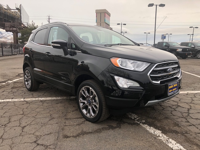 Used  2018 Ford EcoSport Titanium SUV for sale in Reno, NV