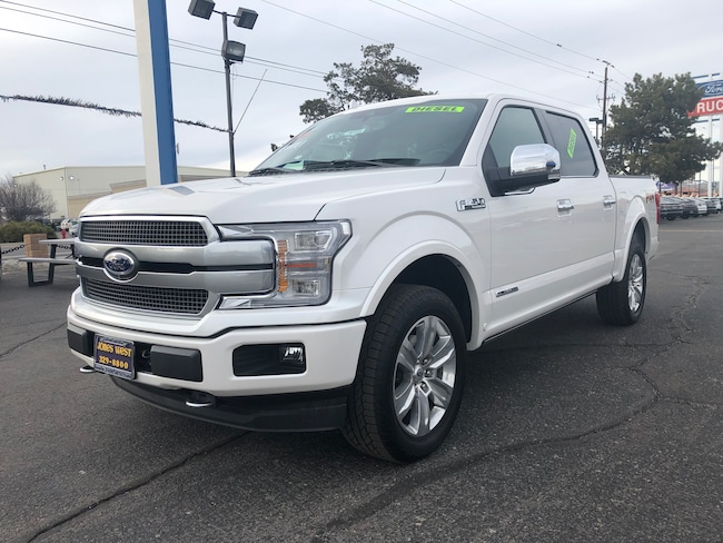 New 2019 Ford F-150 Platinum Truck for sale in Reno, NV