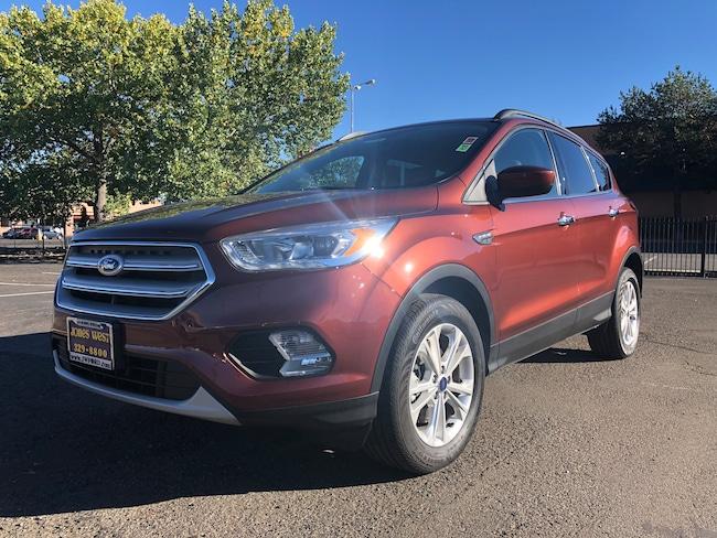 Used  2018 Ford Escape SEL SUV for sale in Reno, NV