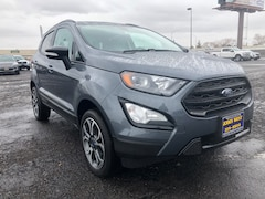 New 2019 Ford EcoSport SES Crossover for sale in Reno, NV