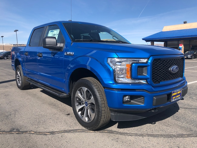 New 2019 Ford F-150 STX Truck for sale in Reno, NV